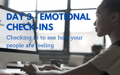 Mental Health Check-ins